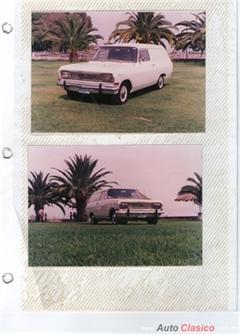 1966 Opel DELIVERY VAN Vagoneta