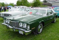Biseles Ford Thunderbird 73-76