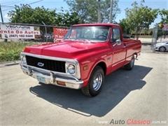 Día Nacional del Auto Antiguo Monterrey 2019 - chevrolet pick up 1970