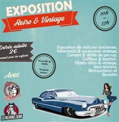 Más información de 1a Exposición Vintage & Retro Apei d'Hénin-Carvin