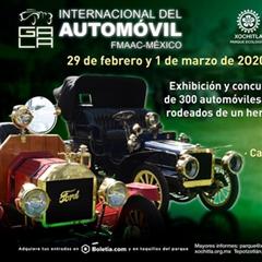 Más información de Gala Internacional del Automóvil 2020
