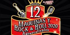 Más información de 12o Máquinas y Rock & Roll 2019