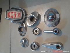 Diversos accesorios usados