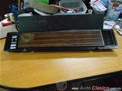 Frente De Tablero Mustang 79-84