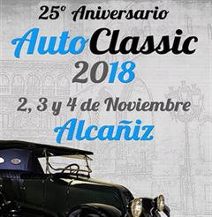 Más información de Salón Autoclassic Alcañiz