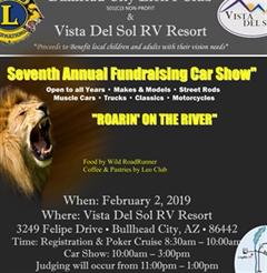 Más información de Roarin' On The River - Seventh Annual Fundraising Car Show