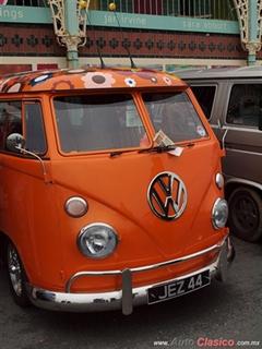 Día Nacional del Auto Antiguo Monterrey 2019 - VW combi 1969