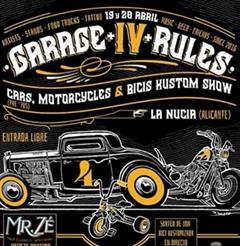 Más información de IV Garage Rules