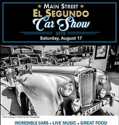 Más información de 2019 Main Street El Segundo Car Show