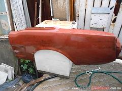 Costado Izquierdo Nuevo Original Ford  Mustang Para 64-66 Nuevo Original Ford