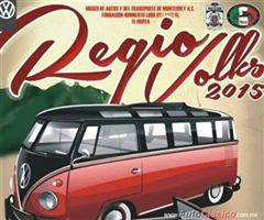Más información de Regio Volks 2015
