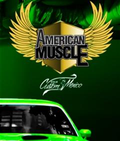Más información de American Muscle 2016 (Concurso Nacional de Autos V8)