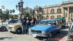 Día Nacional del Auto Antiguo Monterrey 2019 - Renault 12 1976