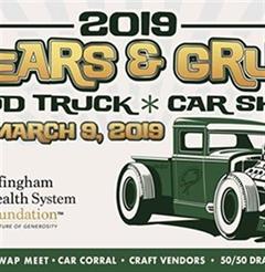 Más información de Gears & Grub 2019