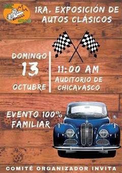 1ra Exposición de Autos Clásicos Chicavasco Hidalgo