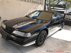Día Nacional del Auto Antiguo Monterrey 2020 - Ford Thunderbird sc 1993