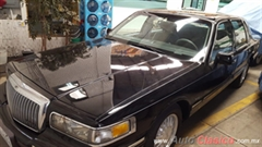 1989 Lincoln Lincoln Towncar Coupe