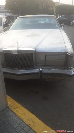 1974 Ford GALAXIE 500 CONTINENTAL MARK IV Hardtop