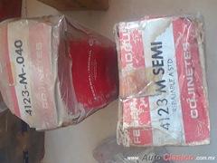 Metales Bancada 4123 M-Semi  040 Opel 4Cyl 153