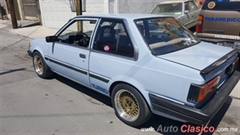 Día Nacional del Auto Antiguo Monterrey 2019 - Datsun Tsuru 1 1987