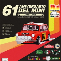 Más información de 61 Aniversario Del Mini 1959-2020