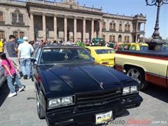 Día Nacional del Auto Antiguo Monterrey 2019 - Chevrolet Montecarlo 1981