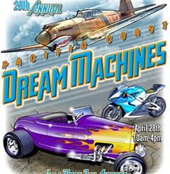 Más información de 29th Annual Pacific Coast Dream Machines