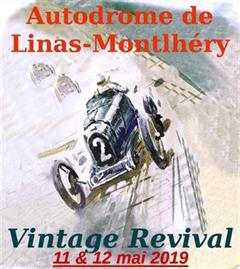 Más información de Vintage Revival Autodrome de Linas-Montlhéry