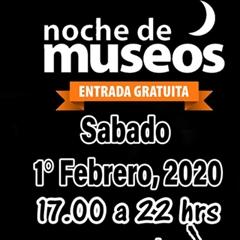 Más información de Noche de Museos Puebla