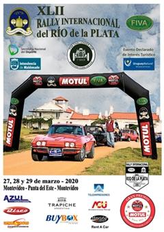 XLII Rally Internacional del Río de la Plata