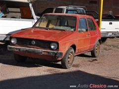 1979 Volkswagen Caribe Sedan