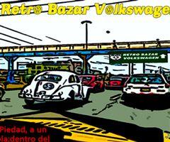 Más información de Retro Bazar Volkswagen