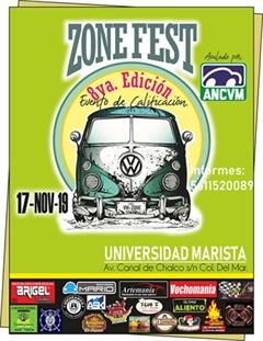 Zona Fest 8a Edición