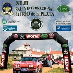 Más información de XLII Rally Internacional del Río de la Plata