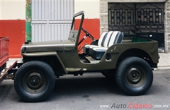 1948 Jeep willys Convertible