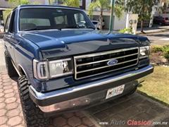 1991 Ford Bronco eddie bauer Pickup