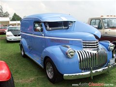 9a Expoautos Mexicaltzingo - Chevrolet Panel 1946