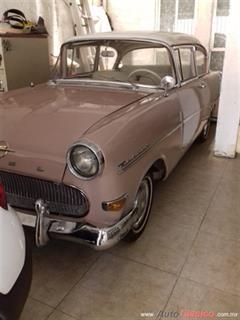 1958 Opel REKORD Sedan