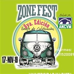 Más información de Zona Fest 8a Edición