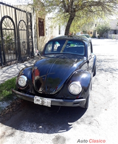 Día Nacional del Auto Antiguo Monterrey 2020 - Volkswagen Sedan 1991