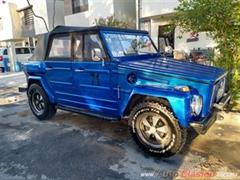 Día Nacional del Auto Antiguo Monterrey 2020 - Volkswagen Safari 1971