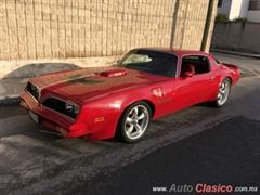 1981 Pontiac Firebird TransAm Coupe