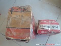 Metales Bancada 884 Std 010 Ford V8 272 292 54-62