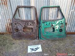 Puertas con vidrios Ford pickup 1973 1974 1975 1976 1977 1978 1979