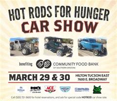 Más información de Hot Rods For Hunger Car Show 2019