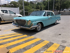 Día Nacional del Auto Antiguo Monterrey 2019 - Chrysler Windsor 1961