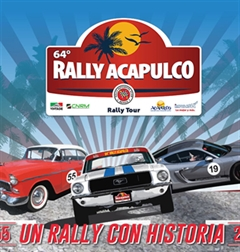Más información de 64o Rally Acapulco