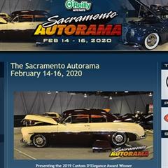 Más información de 70th Annual Sacramento Autorama