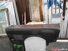 Salpicadera Derecha Mustang 64-66 Nueva Original Ford
