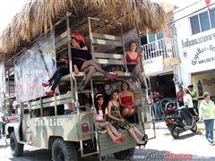 Segundo Festival Mi Auto Antiguo - El Desfile Parte I